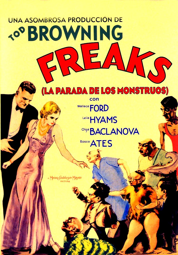 Freaks-1932-poster
