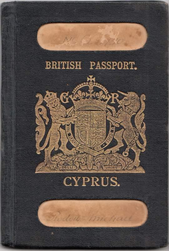 Cyprus-British-Colony-1925